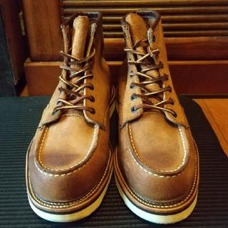 REDWING - redwing 1903 ブーツ 6インチ モカシン size:8 1/2 D