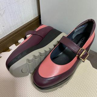 ダイアナ(DIANA)の【新品未使用】ヒルズアベニュー 軽量化ソール OCEANICA(ローファー/革靴)