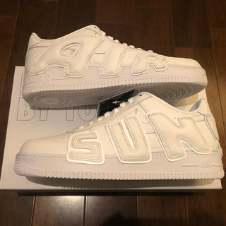 NIKE - 28cm nike cpfm air force 1 by you white