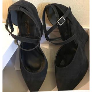 ココディール(COCO DEAL)のココディール ウエッジ 靴 S(ハイヒール/パンプス)