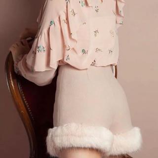 Lily Brown - リリーブラウン ショートパンツ