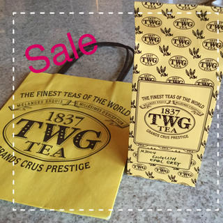 TWG ENGLISH EARL GREY 茶葉