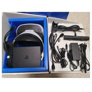 プレイステーションヴィーアール(PlayStation VR)のPlayStation VR PlayStation Camera 同梱版(家庭用ゲーム機本体)