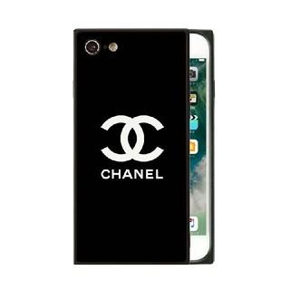 CHANEL - シャネル CHANEL ガラス iPhoneケース