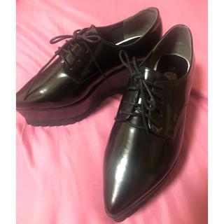 ムルーア(MURUA)のMURUA 靴 ほぼ未使用 最終値下げ5980(ローファー/革靴)