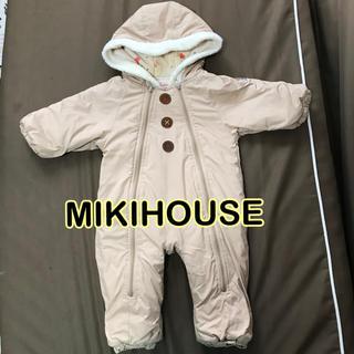 mikihouse - ミキハウス ジャンプスーツ