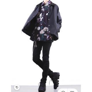 LAD MUSICIAN - 【人気完売品】LAD MUSICIAN 花柄 スタンダードシャツ 17ss