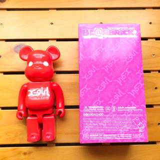 X-girl - X-GIRL × BE@RBRICK