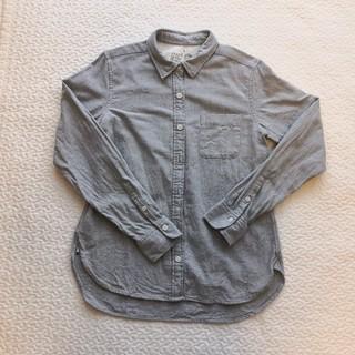 MUJI (無印良品) - 無印 フランネルシャツ S