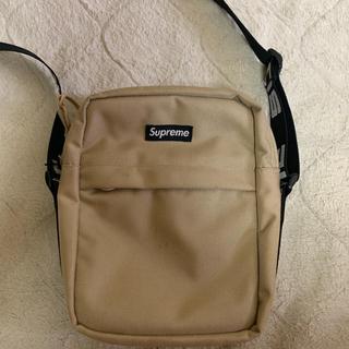 Supreme - 確実正規品 Supreme 18SS Shoulder Bag Tan