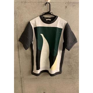 Marni - Marni マルニ スウェット デザインTシャツ