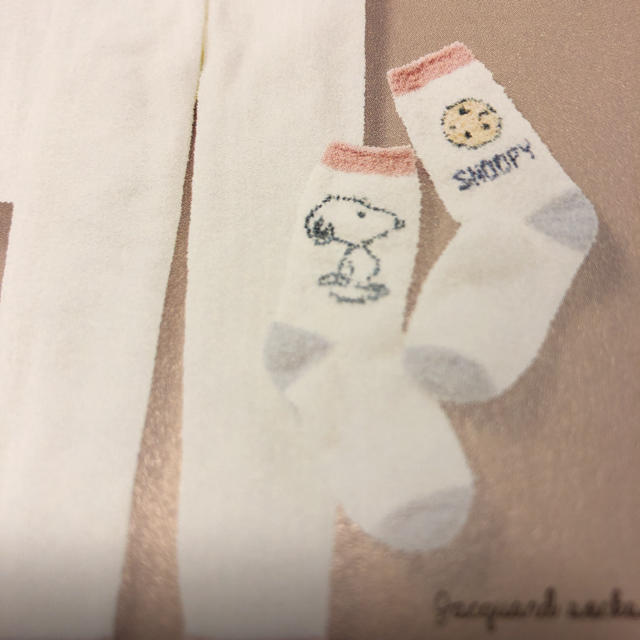 gelato pique(ジェラートピケ)のジェラートピケ スヌーピー  レディースのルームウェア/パジャマ(ルームウェア)の商品写真