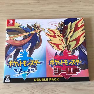 Nintendo Switch - ポケモン ダブルパック  任天堂 Switch ソフト