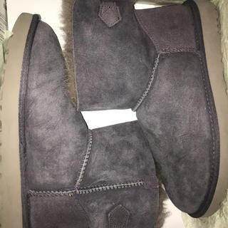 アグ(UGG)のアグ UGG ブーツ 25㎝  紫 パープル(ブーツ)