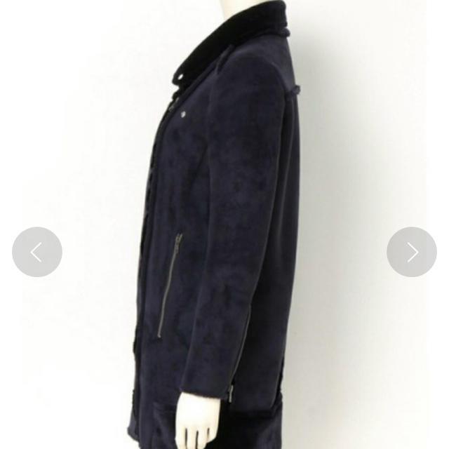 EATME(イートミー)のEATME フェイクムートンコート レディースのジャケット/アウター(ムートンコート)の商品写真