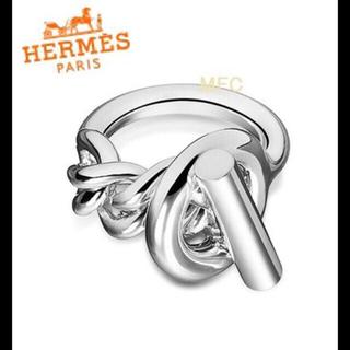 Hermes - HERMES CROISETTE クロワゼット GM リング