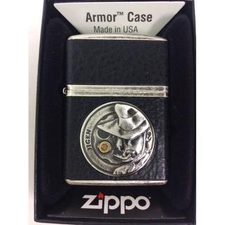 ジッポー(ZIPPO)のZippo ルパン三世 革巻き 4面巻き/ヴィンテージスタイル 次元(タバコグッズ)
