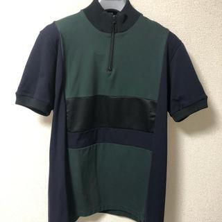 JOHN LAWRENCE SULLIVAN - JOHN LAWRENCE SULLIVAN サイクリングジップシャツ