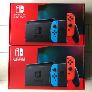 Nintendo Switch - Nintendo Switch ニンテンドースイッチ 新型x2