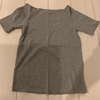 ココディール(COCO DEAL)のCOCODEAL  テレコオフショルトップス(カットソー(半袖/袖なし))