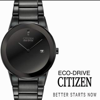 シチズン(CITIZEN)の【CITIZEN ECO DRIVE】ソーラー電波腕時計メタルアンティーク(腕時計(アナログ))