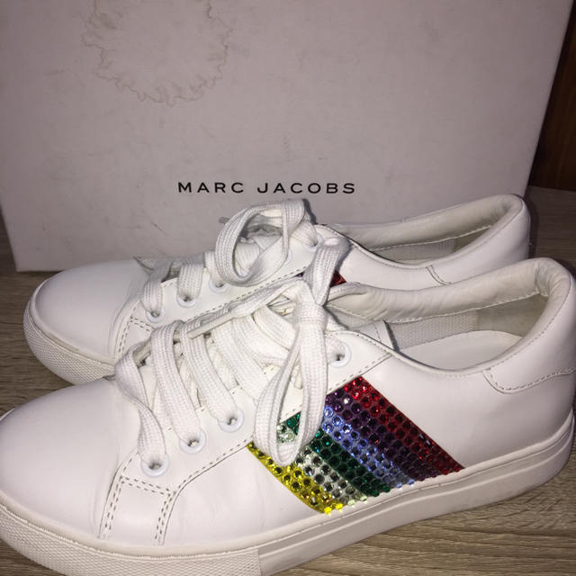 MARC JACOBS(マークジェイコブス)のマークジェイコブス  スニーカー レディースの靴/シューズ(スニーカー)の商品写真