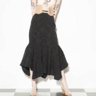 Lily Brown - lilybrown マーメイドスカート