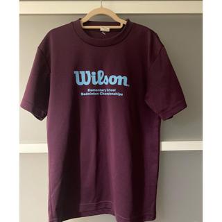 ウィルソン(wilson)のウィルソン Tシャツ ヨネックス(バドミントン)