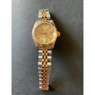 ロレックス(ROLEX)のROLEX ロレックス デイトジャスト 12ダイヤ(腕時計)