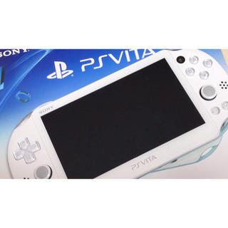 PlayStation Vita - PSVITA PCH-2000 Wi-Fi 本体