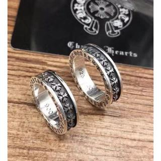 カップルにオススメ!chromehearts クロムハーツ指輪