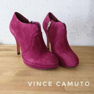 VINCE CAMUTO★スウェード ブーティ(ブーティ)