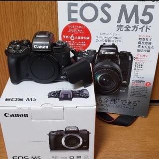Canon - キャノン ミラーレス M5