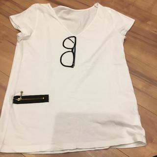 アダムエロぺ(Adam et Rope')のアダムエロぺシャツ(Tシャツ(半袖/袖なし))