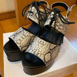 エヴリス(EVRIS)のEVRIS靴セット Sサイズ(サンダル)