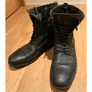 ビューティアンドユースユナイテッドアローズ(BEAUTY&YOUTH UNITED ARROWS)のビューティ&ユース ユナイテッドアローズ ブーツ ブラック 本革(ブーツ)