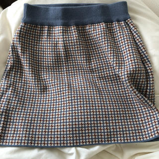 Lochie - papermoon チェックスカート