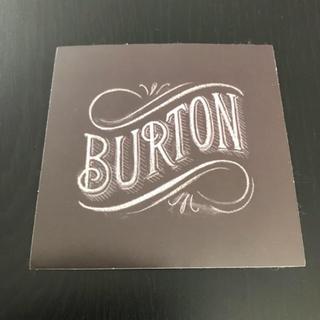 バートン(BURTON)のバートン  ステッカー  スクエア(アクセサリー)