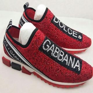 DOLCE&GABBANA - DOLCE&GABBANAスニーカー 人気定番