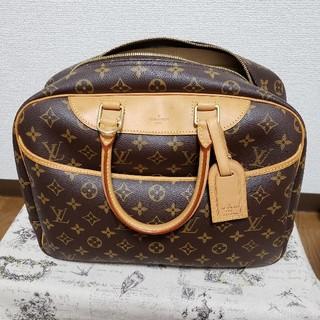 LOUIS VUITTON - ルイヴィトン Louis Vuitton モノグラム ハンドバッグ ドーヴィル
