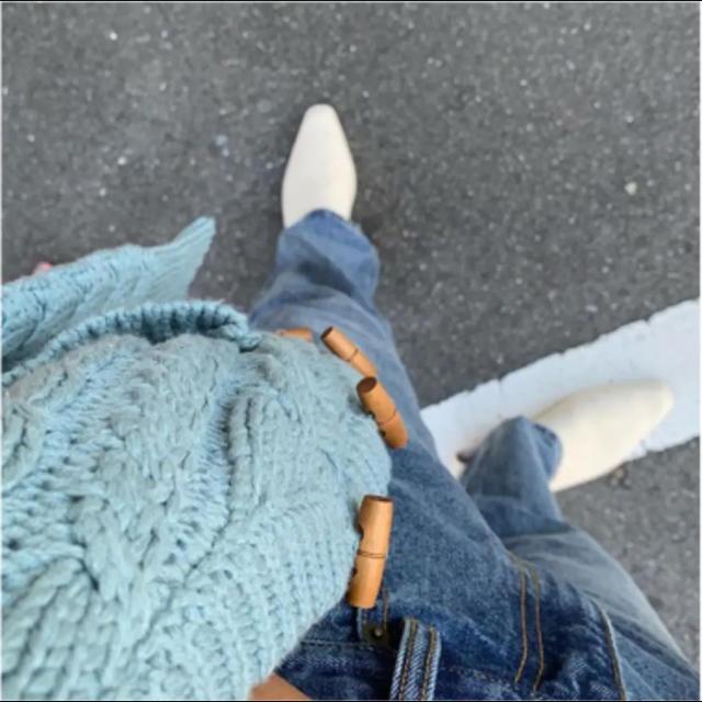 SeaRoomlynn(シールームリン)の今期searoomlyn シールームリン ケーブルニットジャケット レディースのトップス(ニット/セーター)の商品写真
