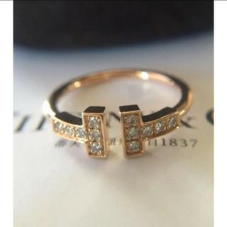 Tiffany & Co. - ティファニー リング 12号
