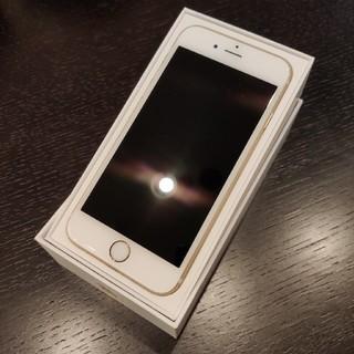 iPhone - 【美品】iPhone 6s SIMフリー 32GB ゴールド