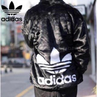 アディダス(adidas)のadidas originals fur jacket(その他)