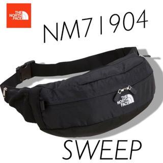 THE NORTH FACE - ノースフェイス スウィープ NM71904 ブラック
