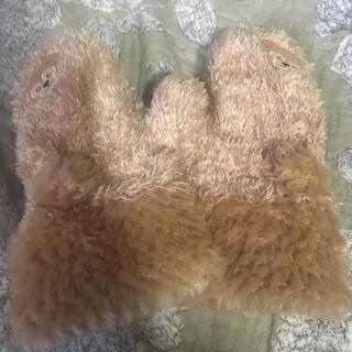 ディズニー(Disney)のダッフィー ミトン 手袋 ♡(手袋)