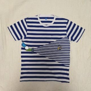 Design Tshirts Store graniph - 【1回着用】グラニフ Tシャツ Mサイズ ドラえもんコラボ
