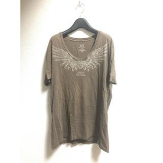 ARMANI EXCHANGE - armani exchange Tシャツ