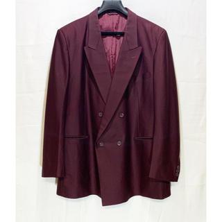 ジョンローレンスサリバン(JOHN LAWRENCE SULLIVAN)のold wine red jacket(テーラードジャケット)