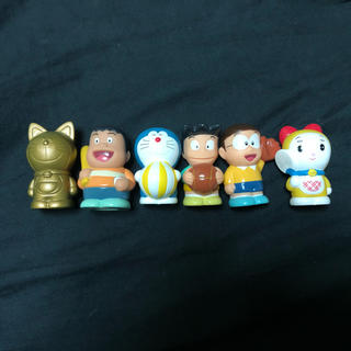 小学館 - ドラえもん 指人形 セット